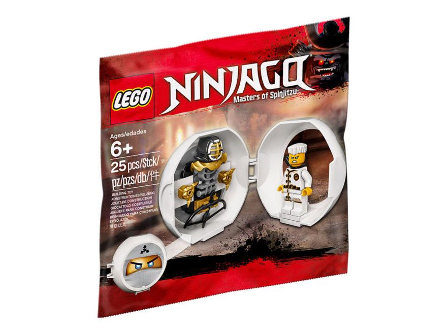LEGO® NINJAGO® Zanes Kendo-Training-Pod (5005230) - Polybag | ©LEGO Gruppe