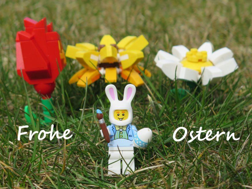 LEGO® Frohe Ostern | ©2018 Brickzeit
