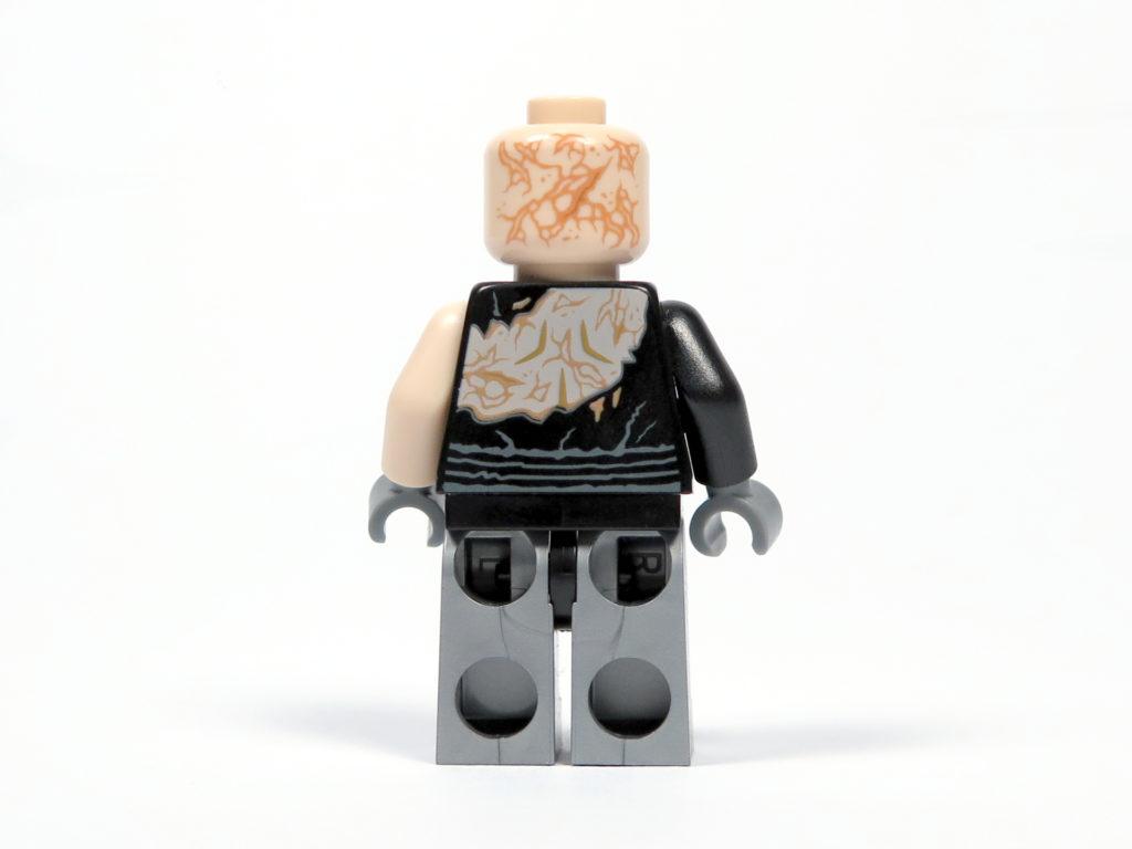 LEGO® Star Wars™ 75183 Darth Vader™ Transformation - Anakin Rückseite | ©2018 Brickzeit