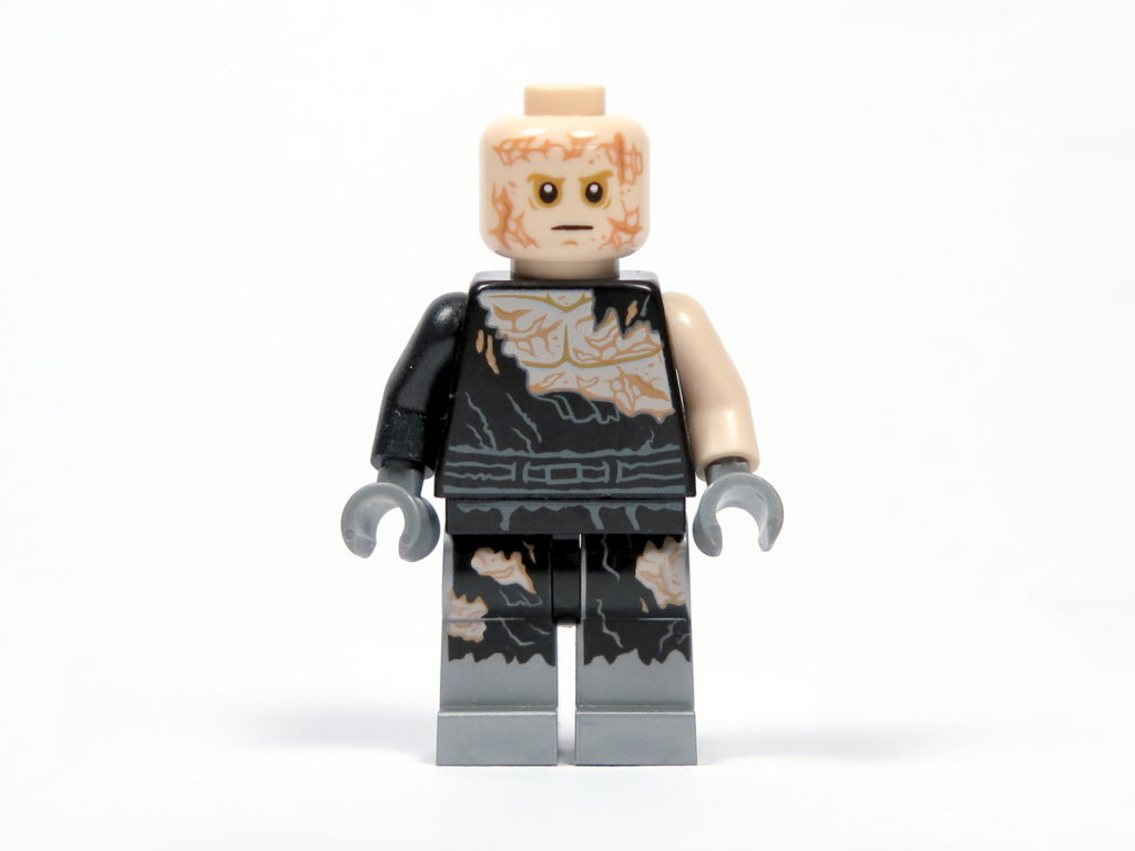 LEGO® Star Wars™ 75183 Darth Vader™ Transformation - Anakin Vorderseite | ©2018 Brickzeit
