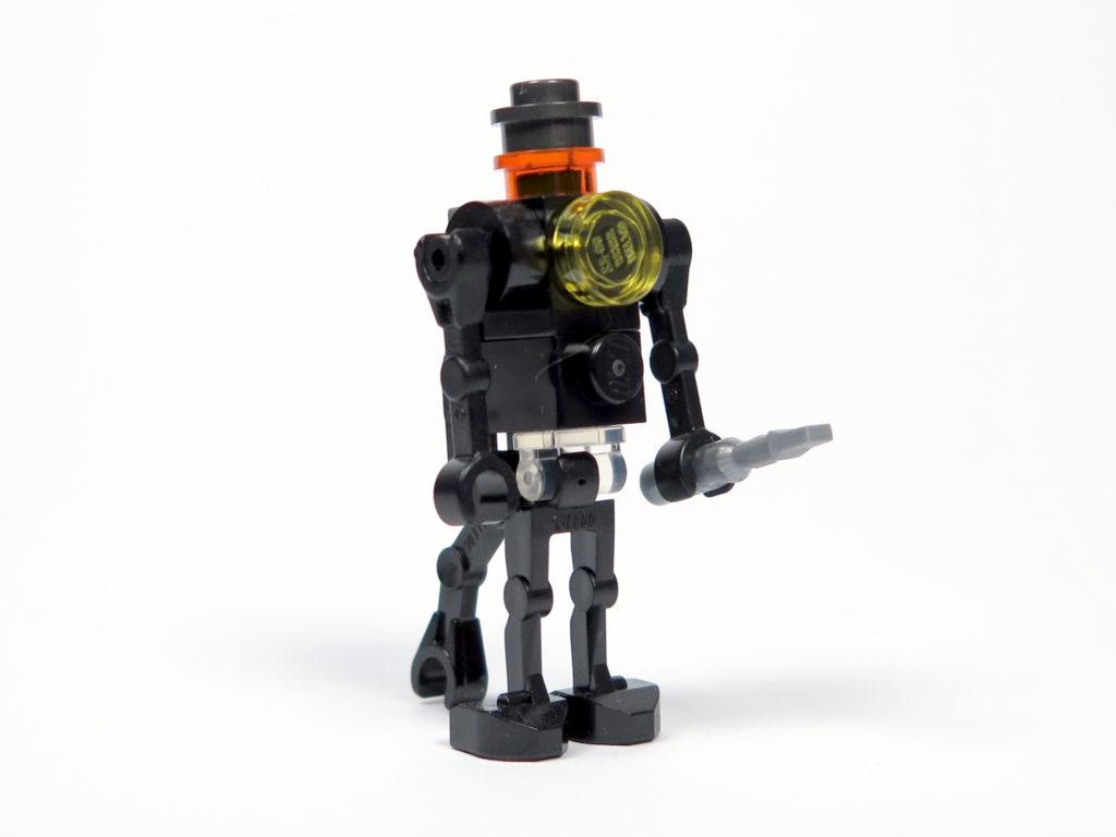 LEGO® Star Wars™ 75183 Darth Vader™ Transformation - Droide 3 | ©2018 Brickzeit