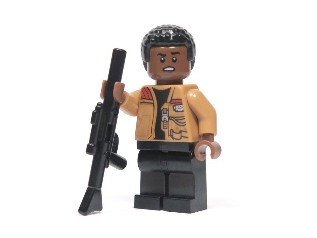 LEGO® Star Wars™ Magazin Nr. 34 - Finn mit Gewehr | ©2018 Brickzeit