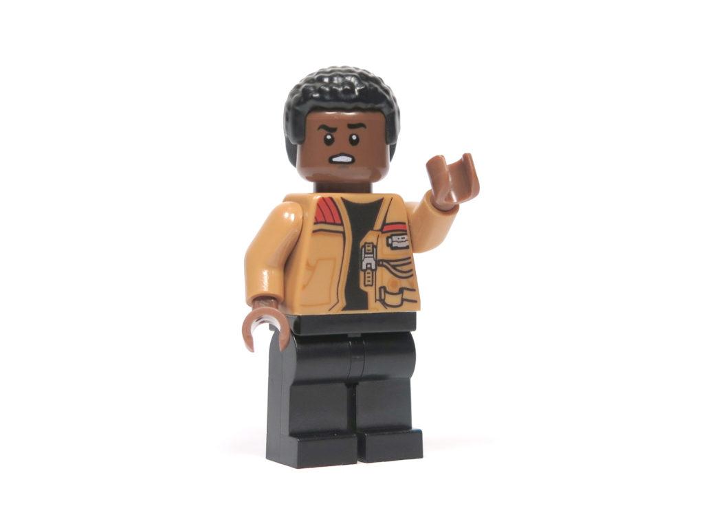 LEGO® Star Wars™ Magazin Nr. 34 - Finn Vorderseite | ©2018 Brickzeit