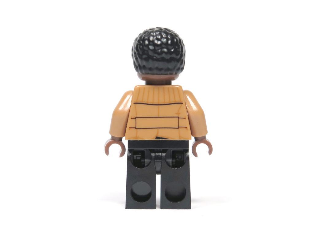 LEGO® Star Wars™ Magazin Nr. 34 - Finn Rückseite | ©2018 Brickzeit