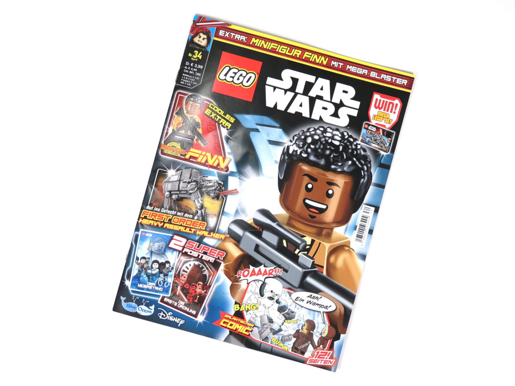 LEGO® Star Wars™ Magazin Nr. 34 | ©2018 Brickzeit