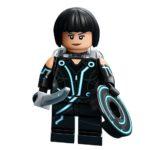 LEGO Ideas TRON: Legacy 21314 - Minifigur Quorra | ©LEGO Gruppe