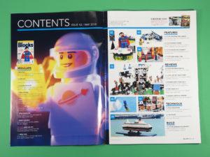 Blocks Magazin Ausgabe 43 - Inhalt