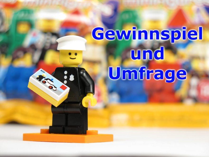 Gewinnspiel und Umfrage - beliebteste Minifigur Serie 18 | ©2018 Brickzeit