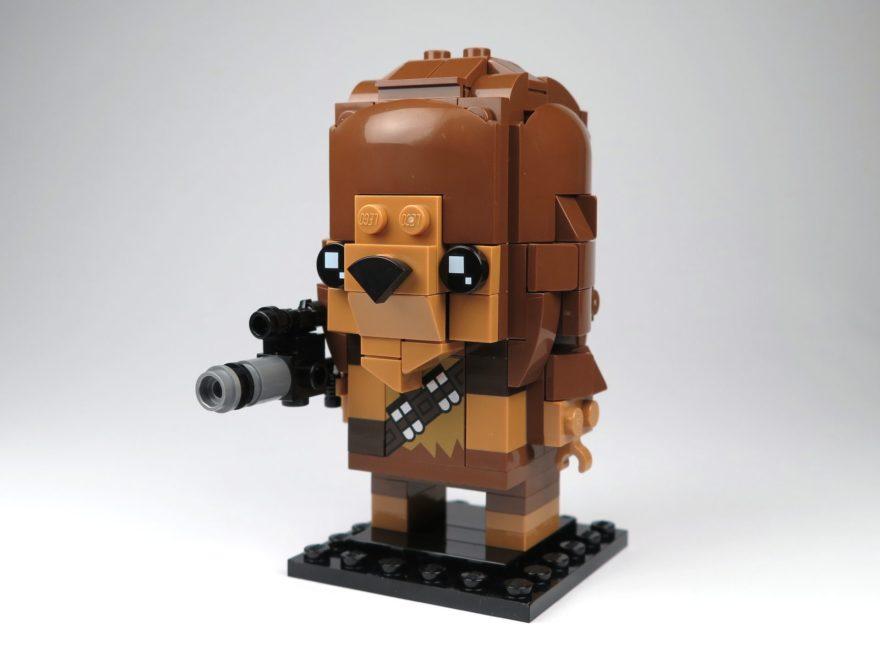 LEGO® Brickheadz™ Chewbacca™ (41609) - Titelbild 1 | ©2018 Brickzeit