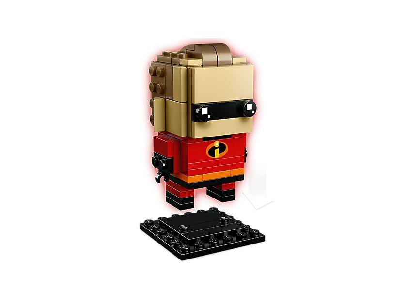 LEGO® Brickheadz™ Mr. Incredible und Frozone (41613) - Mr. Incredible | ©LEGO Gruppe
