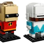 LEGO® Brickheadz™ Mr. Incredible und Frozone (41613) - Set | ©LEGO Gruppe