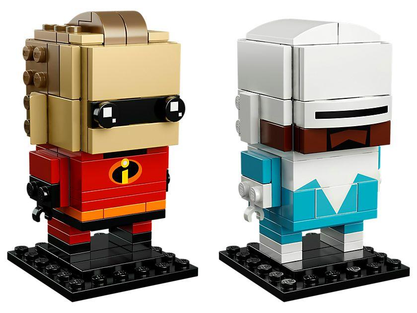 LEGO® Brickheadz™ Mr. Incredible und Frozone (41613) - Set | ©LEGO Gruppe
