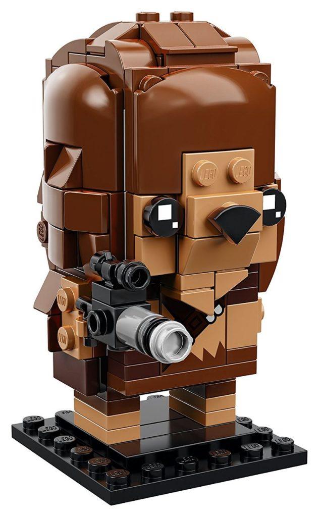 LEGO® Brickheadz Star Wars Chewbacca (41609) - Figur | ©2018 Brickzeit
