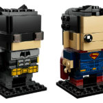 LEGO® Brickheadz™ Tactical Batman™ & Superman™ (41610) - Set | ©LEGO Gruppe