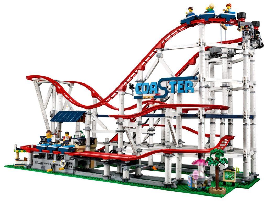 LEGO® Creator Expert Achterbahn (10261) - Bild 04 | ©LEGO Gruppe