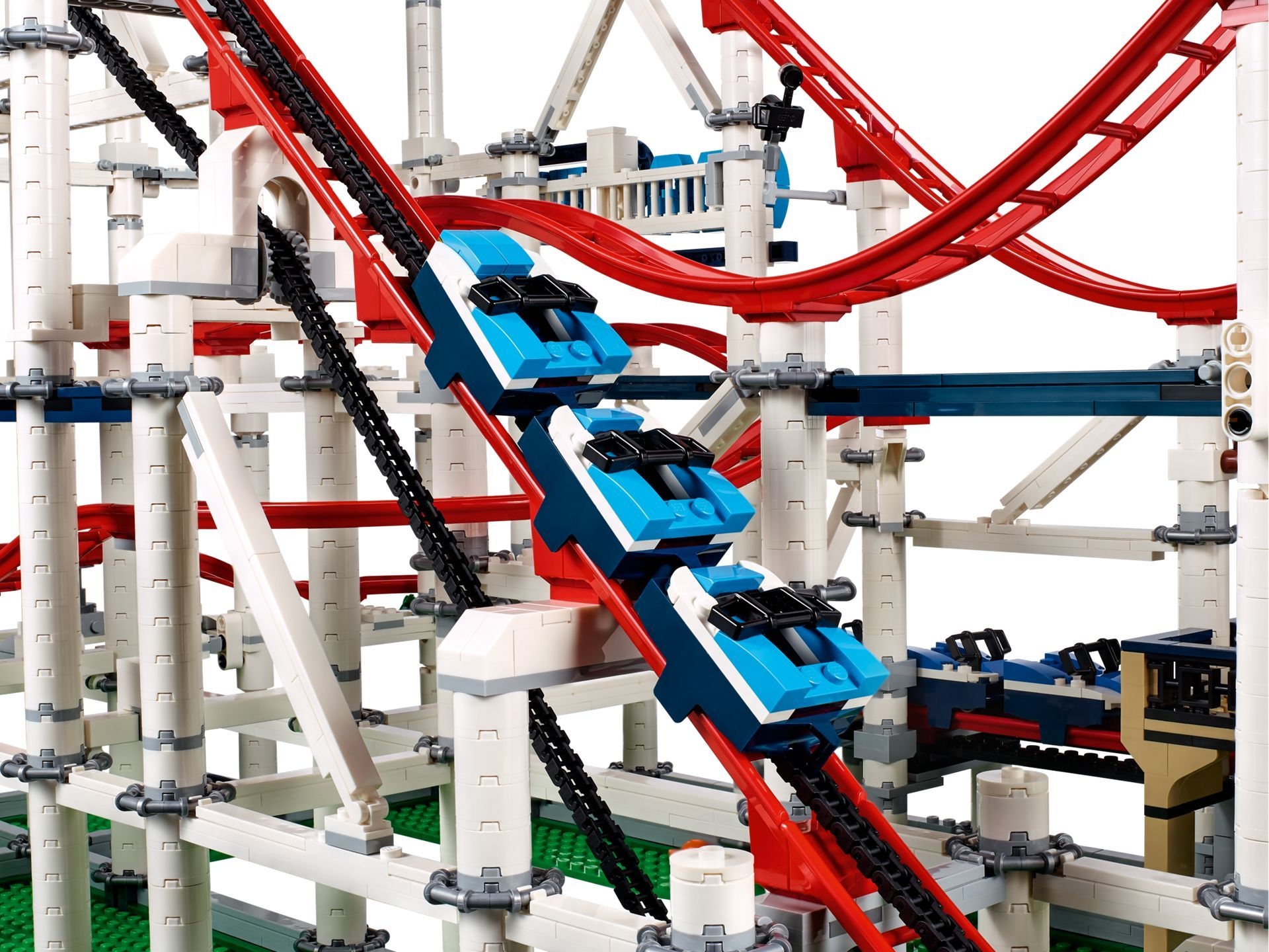 LEGO® Creator Expert Achterbahn (10261) - Bild 05 | ©LEGO Gruppe