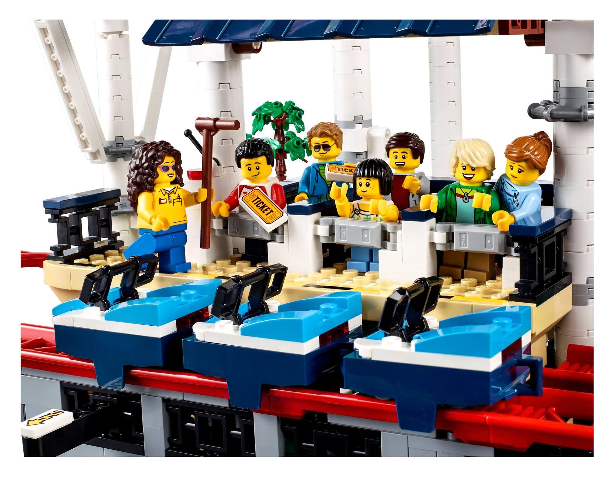 LEGO® Creator Expert Achterbahn (10261) - Bild 11 | ©LEGO Gruppe