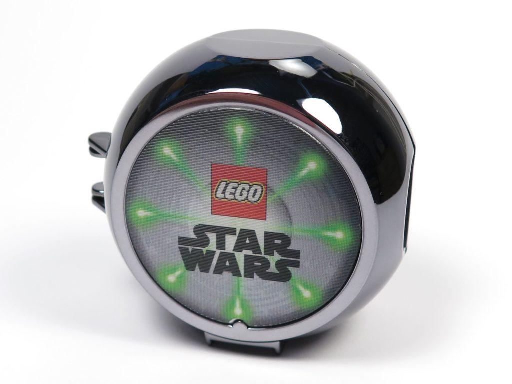 LEGO® Star Wars™ Darth Vader Pod (5005376) - Hologramm Logo | ©2018 Brickzeit