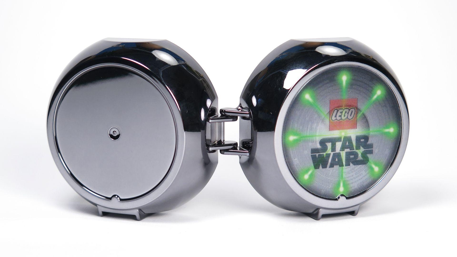 LEGO® Star Wars™ Darth Vader Pod (5005376) - offen Außenseite | ©2018 Brickzeit