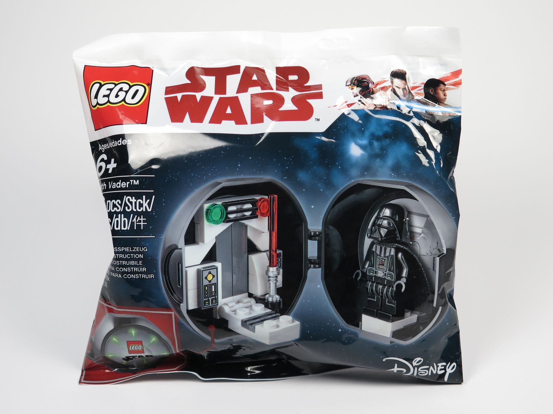 LEGO® Star Wars™ Darth Vader Pod (5005376) - Polybag | ©2018 Brickzeit