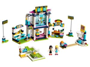 LEGO Friends Stephanies Sportstadium (41338) | ©LEGO Gruppe