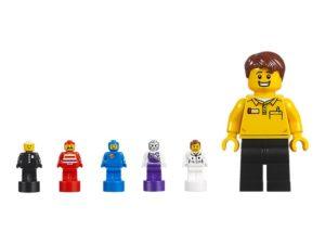 LEGO® Minifigurenfabrik (5005358) - Figuren | ©LEGO Gruppe