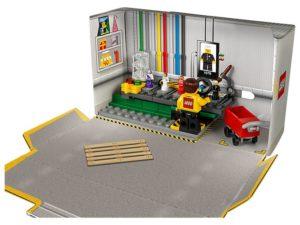 LEGO® Minifigurenfabrik (5005358) - Set | ©LEGO Gruppe