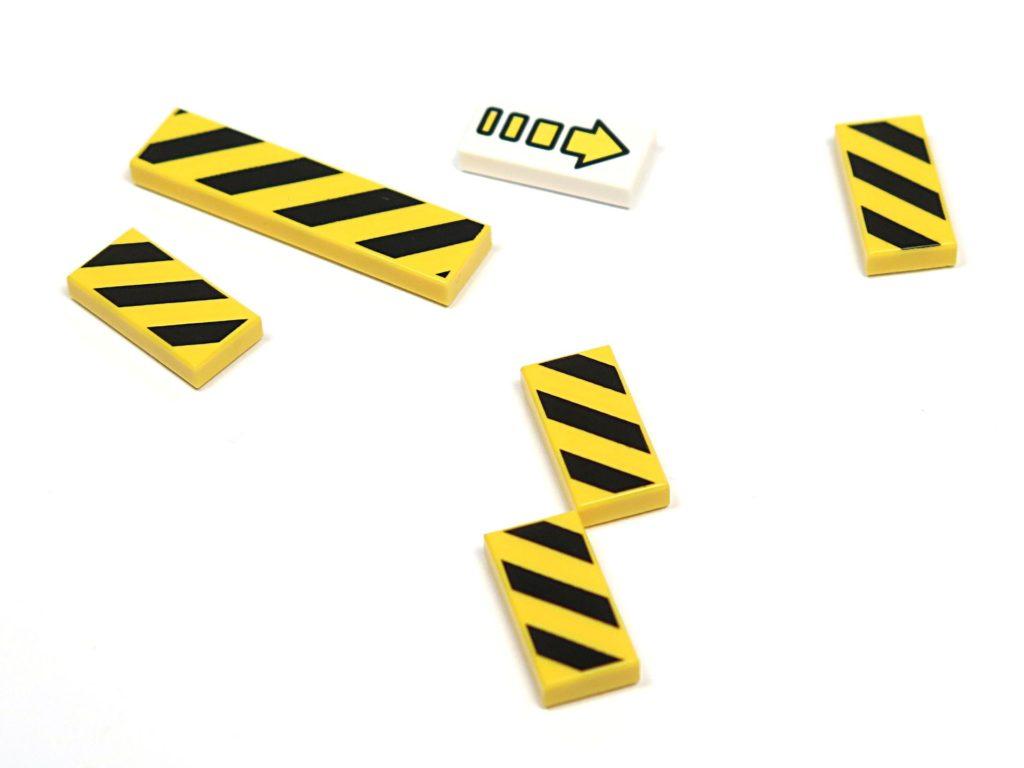 ®LEGO Minifigurenfabrik (5005358) - Bausteine ohne Aufkleber | ©2018 Brickzeit