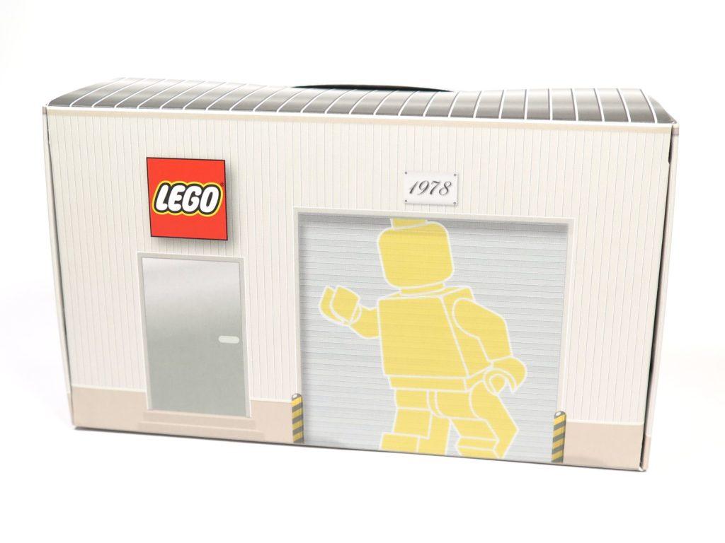 ®LEGO Minifigurenfabrik (5005358) - Karton Vorderseite | ©2018 Brickzeit