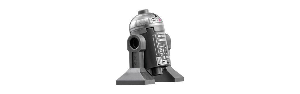 LEGO® Star Wars™ UCS Y-Wing Starfighter (75181) - Astromech R2-BHD   ©2018 LEGO Gruppe