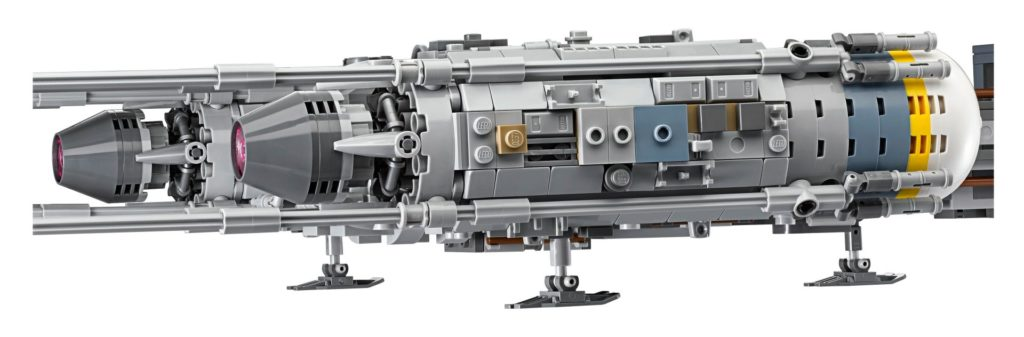 LEGO® Star Wars™ UCS Y-Wing Starfighter (75181) - Modellbild 5   ©2018 LEGO Gruppe