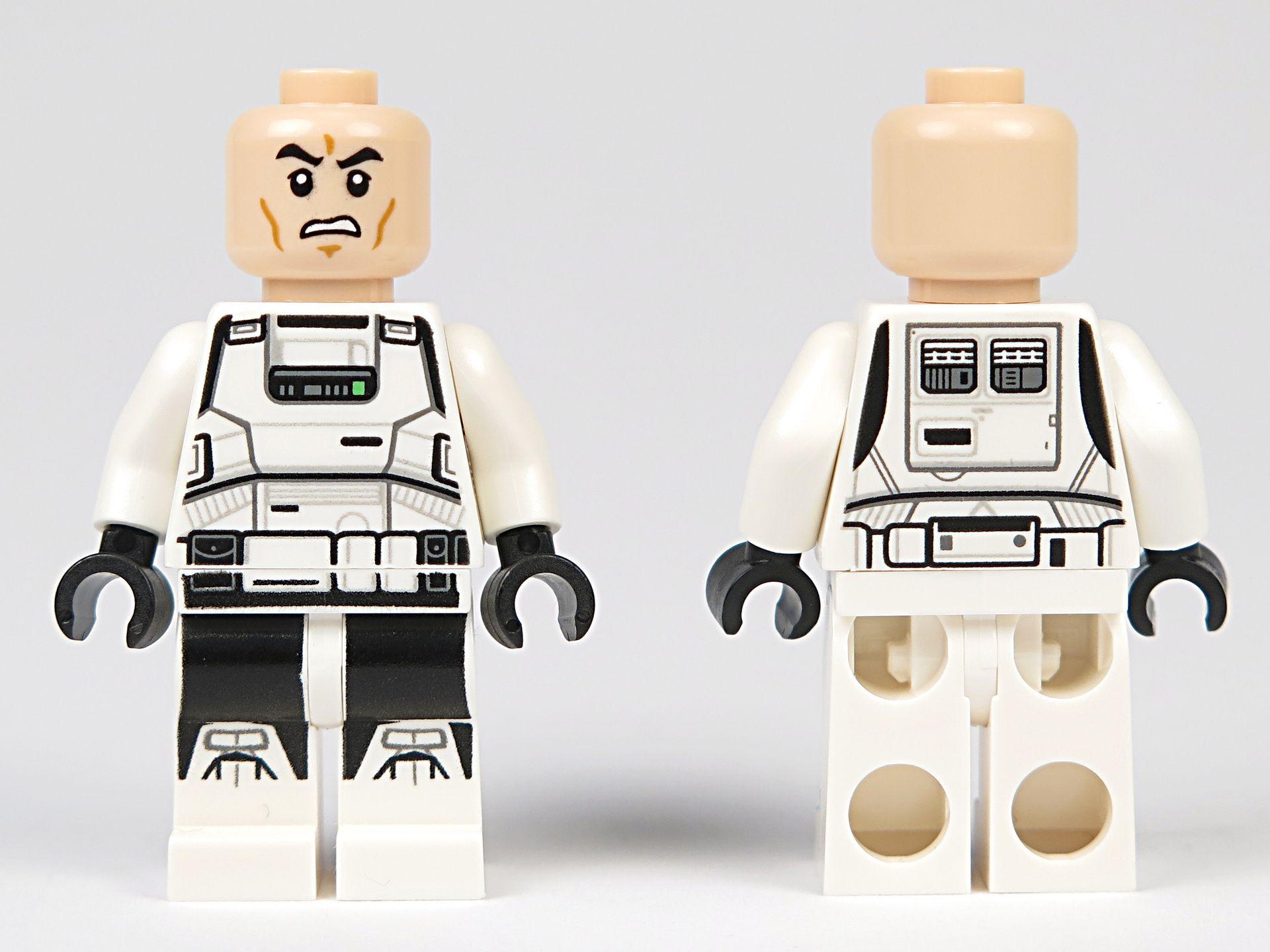 LEGO® Star Wars™ Imperial Patrol Battle Pack (75207) - Imperial Patrol Trooper - ohne Helm | ©2018 Brickzeit