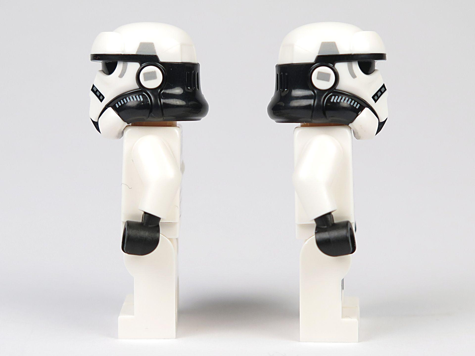 LEGO® Star Wars™ Imperial Patrol Battle Pack (75207) - Imperial Patrol Trooper - seitlich   ©2018 Brickzeit