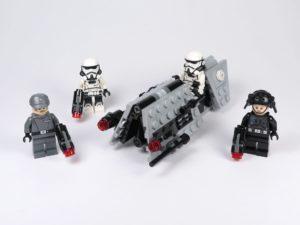 LEGO® Star Wars™ Imperial Patrol Battle Pack (75207) - Titelbild | ©2018 Brickzeit