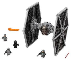 LEGO® Star Wars™ Imperial TIE Fighter™ (75211) - Bild 1 | ©2018 LEGO Gruppe
