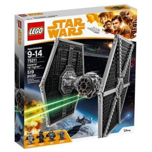 LEGO® Star Wars™ Imperial TIE Fighter™ (75211) - Bild 2 | ©2018 LEGO Gruppe