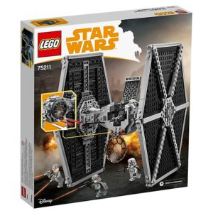 LEGO® Star Wars™ Imperial TIE Fighter™ (75211) - Bild 5 | ©2018 LEGO Gruppe