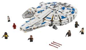 LEGO® Star Wars™ Kessel Run Millennium Falcon (75212) - Bild 1 | ©2018 LEGO Gruppe