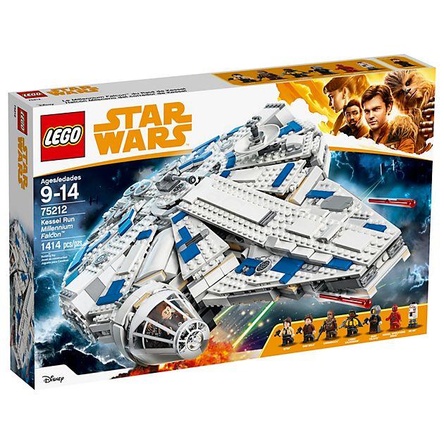 LEGO® Star Wars™ Kessel Run Millennium Falcon (75212) - Bild 2 | ©2018 LEGO Gruppe
