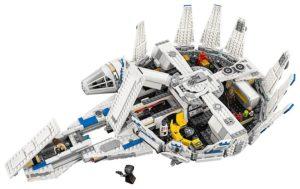 LEGO® Star Wars™ Kessel Run Millennium Falcon (75212) - Bild 4 | ©2018 LEGO Gruppe