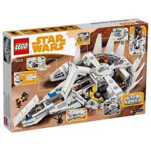 LEGO® Star Wars™ Kessel Run Millennium Falcon (75212) - Bild 5 | ©2018 LEGO Gruppe