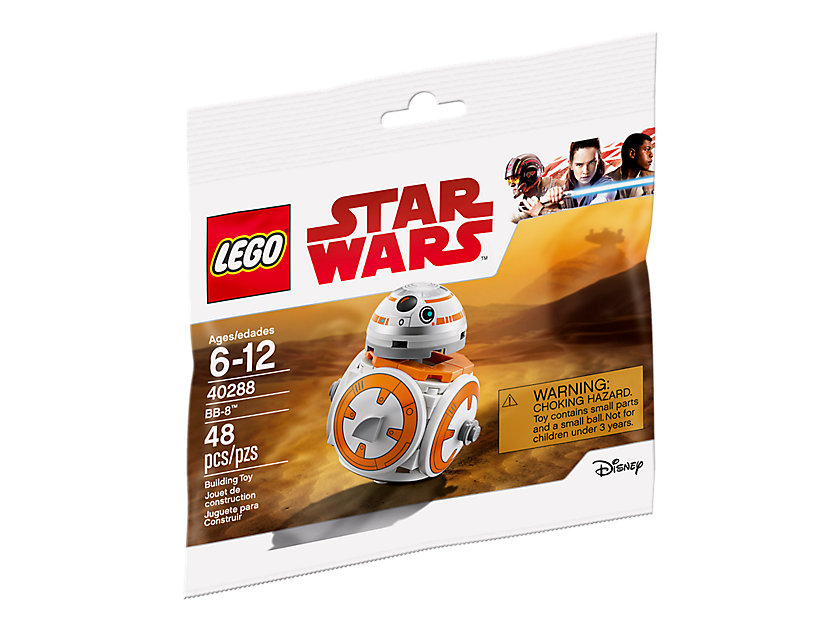 LEGO® Star Wars™ BB-8 (40288) - Polybag | ©LEGO Gruppe