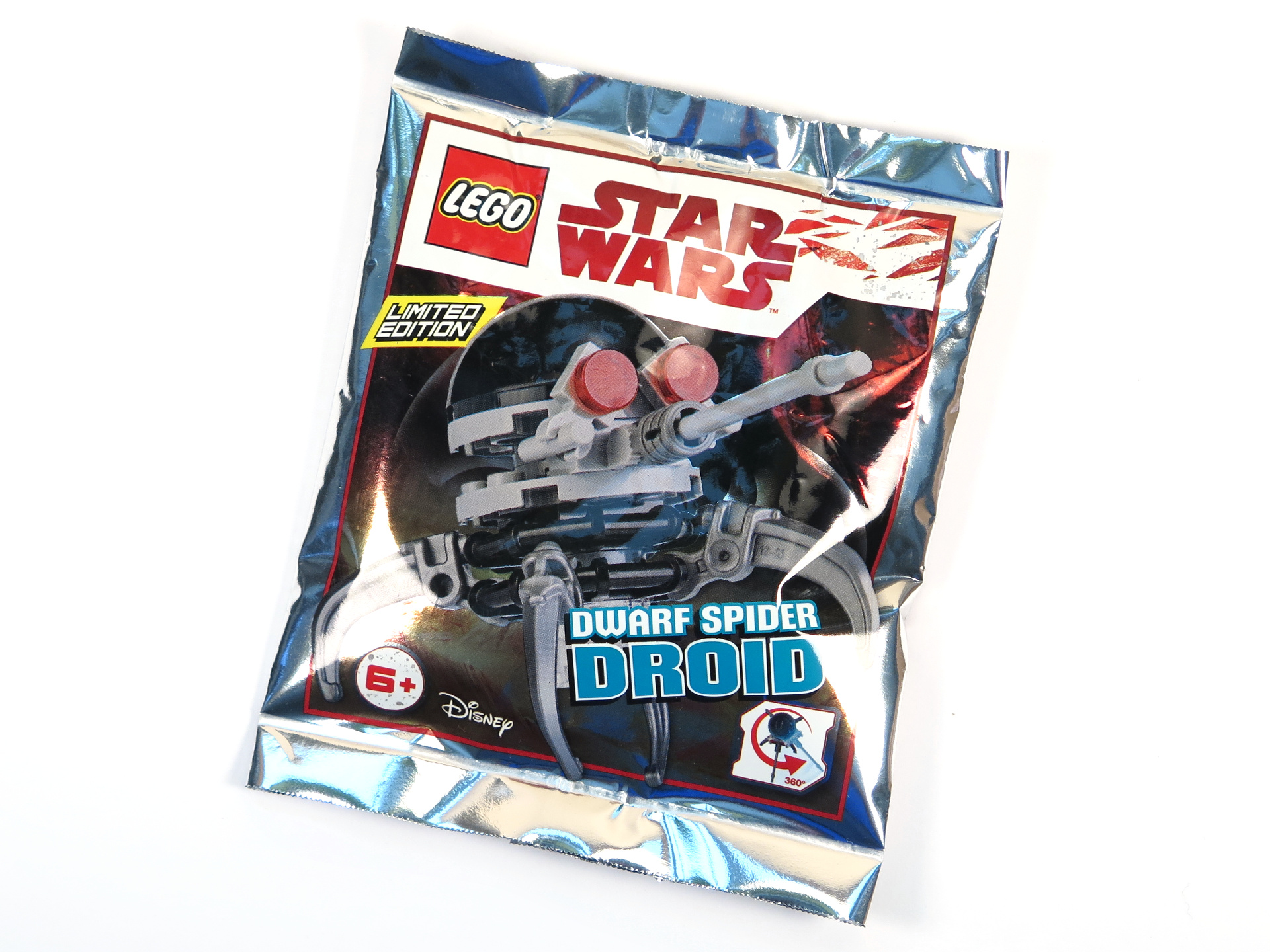 LEGO® Star Wars™ Magazin Nr. 35 - Polybag | ®2018 Brickzeit
