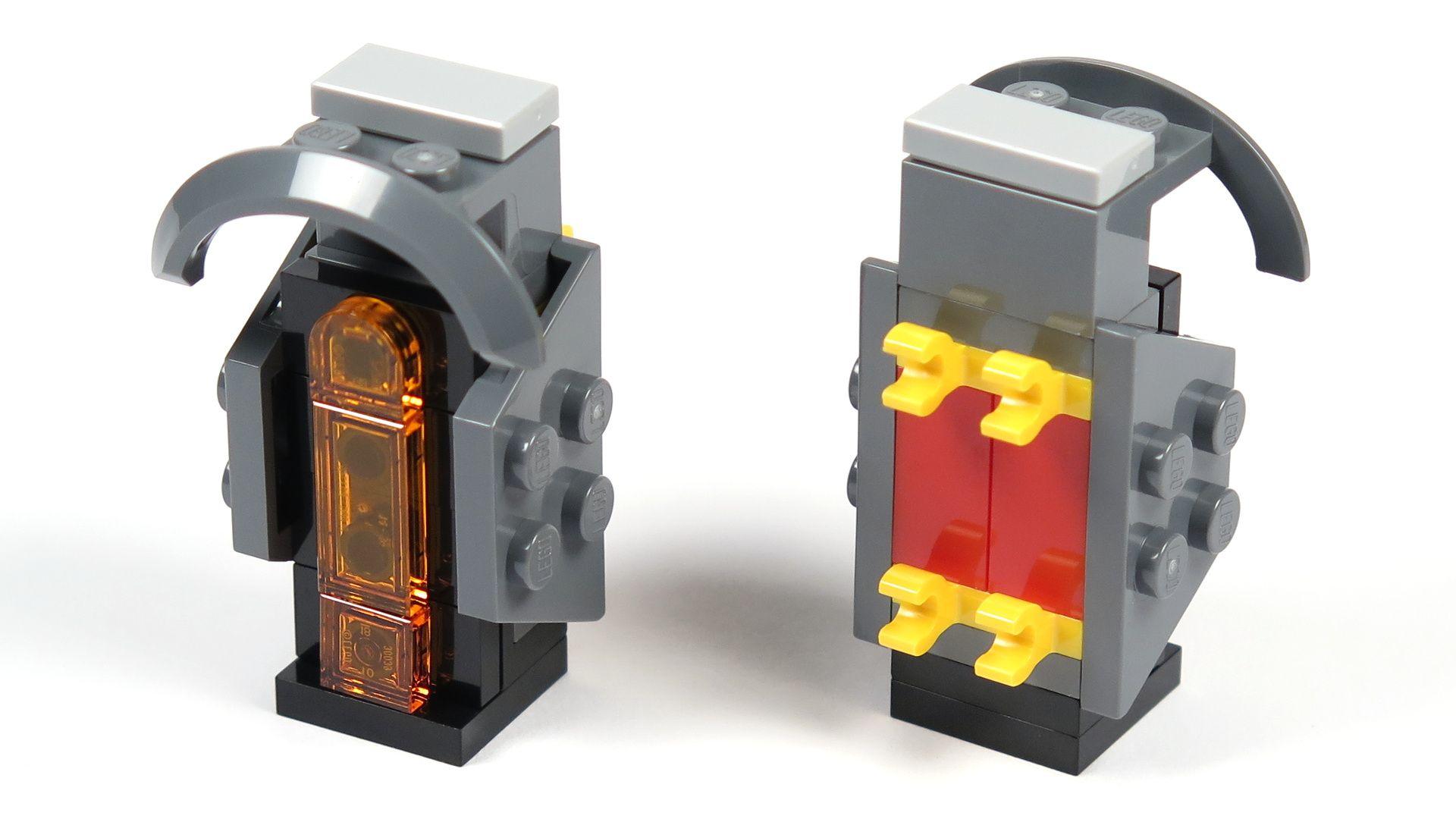 LEGO® Star Wars™ Moloch's Landspeeder™ (75210) - Bauabschnitt 3 - Antrieb Baugruppe | ©2018 Brickzeit