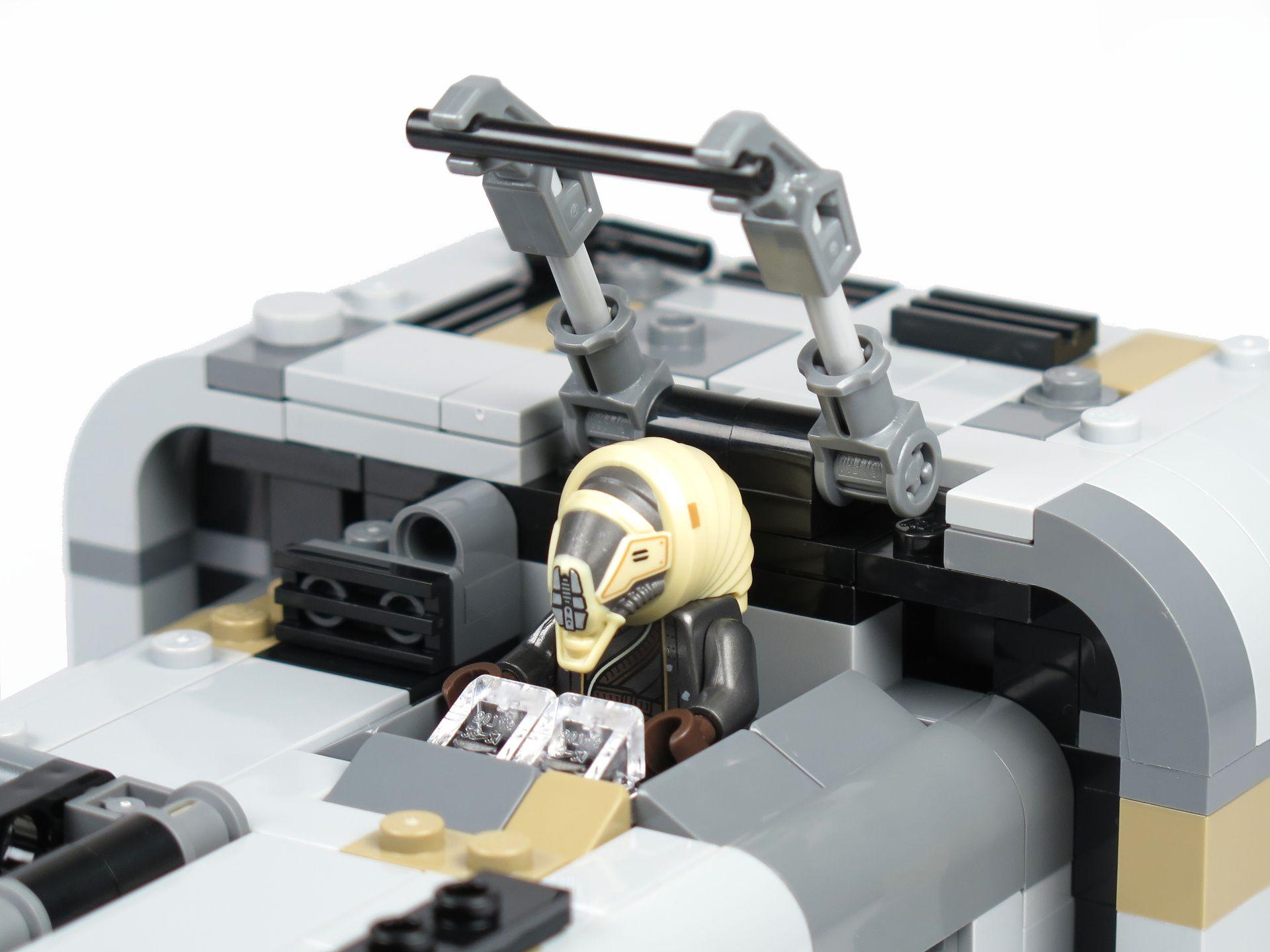 LEGO® Star Wars™ Moloch's Landspeeder™ (75210) - Cockpitdach | ©2018 Brickzeit