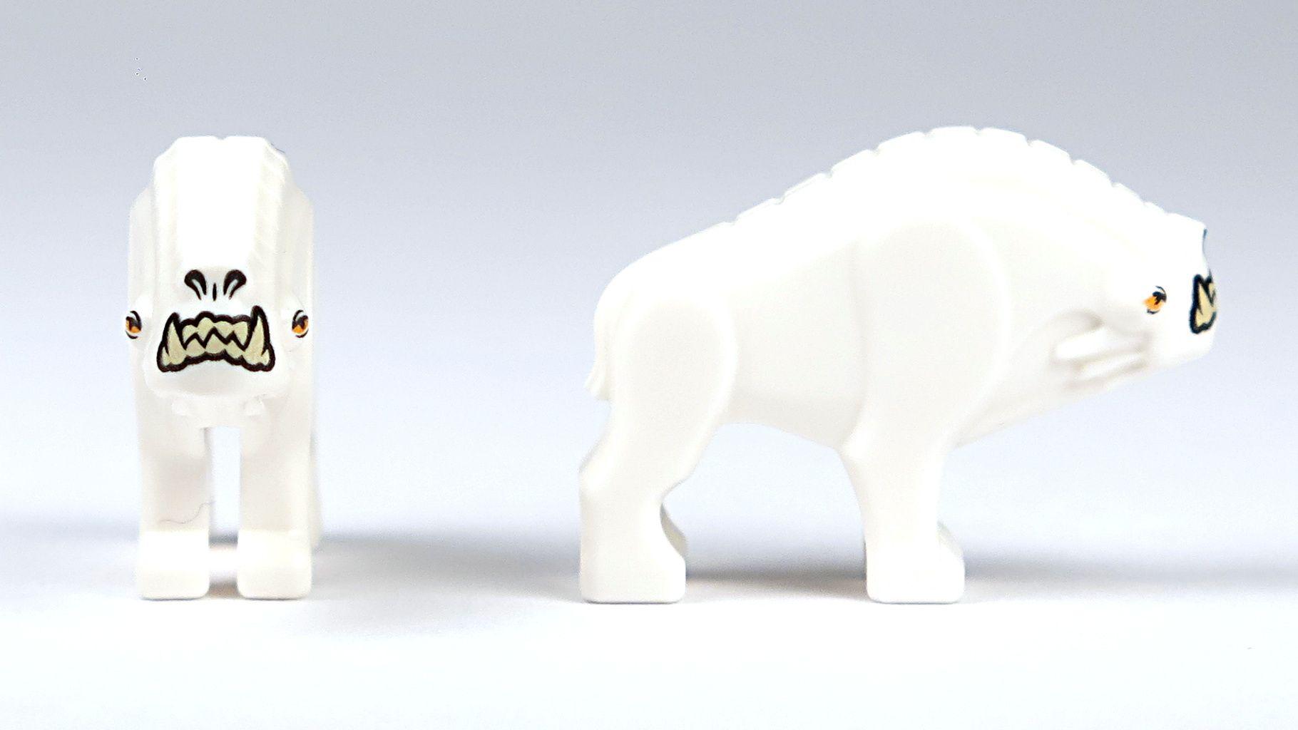 LEGO® Star Wars™ Moloch's Landspeeder™ (75210) - Minifigur - Corellian Hound 2 | ©2018 Brickzeit
