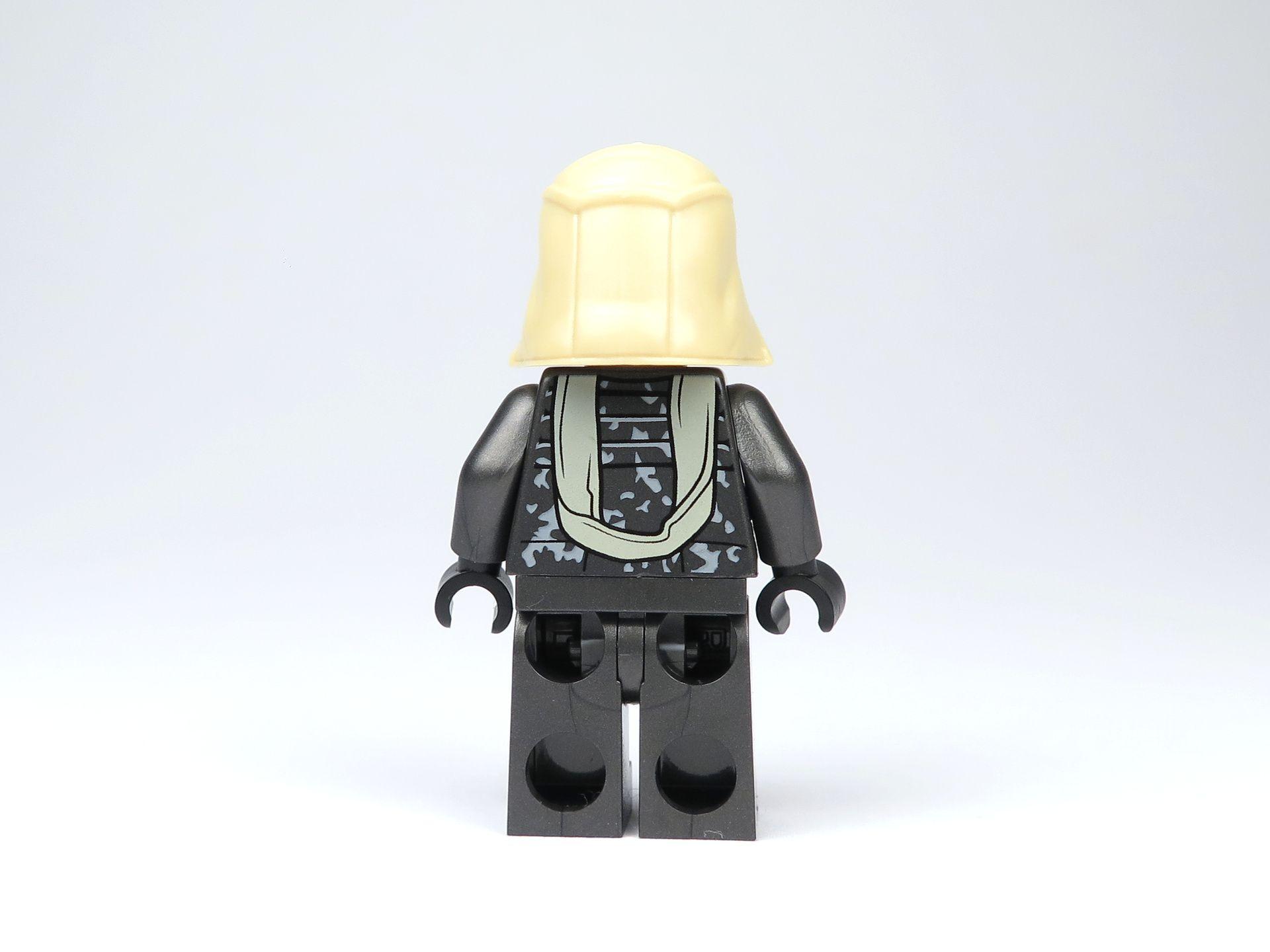 LEGO® Star Wars™ Moloch's Landspeeder™ (75210) - Minifigur - Rebolt Rückseite | ©2018 Brickzeit