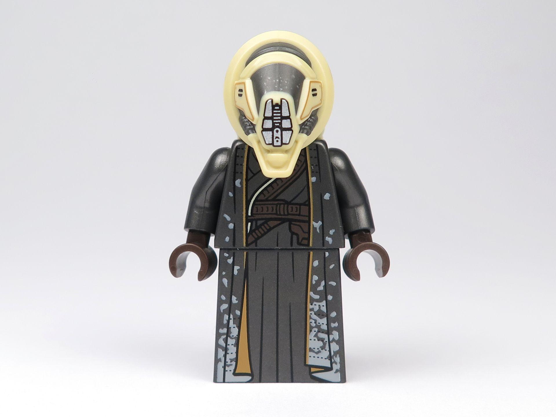 LEGO® Star Wars™ Moloch's Landspeeder™ (75210) - Minifigur - Moloch Vorderseite | ©2018 Brickzeit