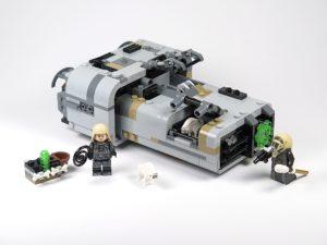 LEGO® Star Wars™ Moloch's Landspeeder™ (75210) - Titelbild | ©2018 Brickzeit