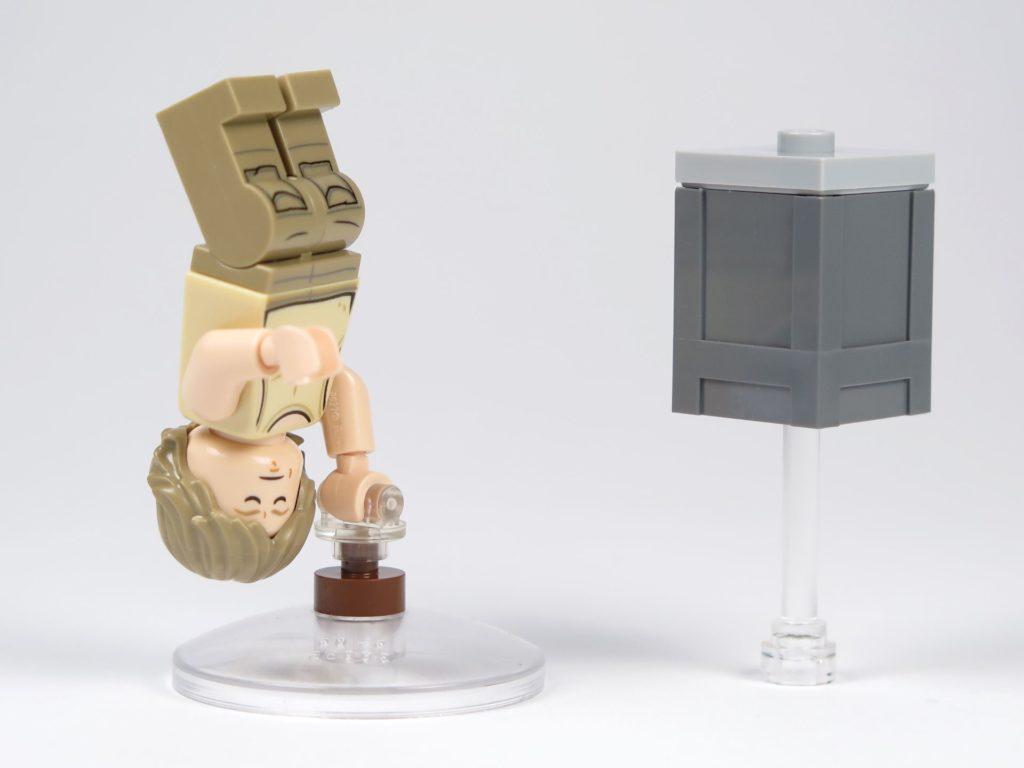 LEGO® Star Wars™ Yoda's Hütte (75208) - Luke Skywalker greift mit der Macht aus | ©2018 Brickzeit